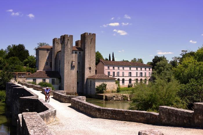 Journées du patrimoine 2018 - Visite commentée du site du Moulin des Tours et son pont roman