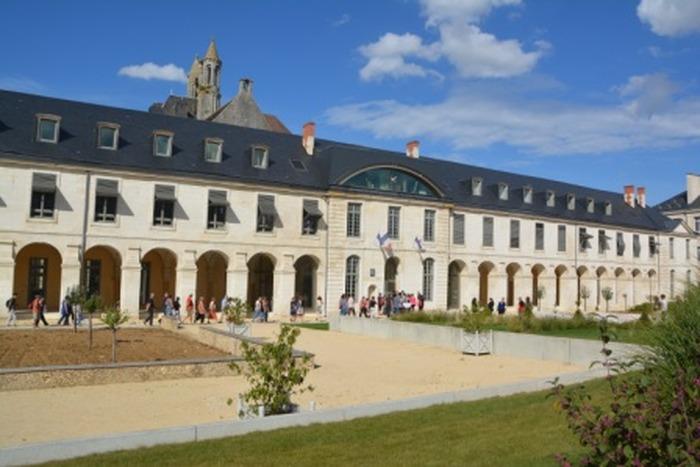 Journées du patrimoine 2018 - Visites commentées du rectorat de l'académie de Poitiers, dans le quartier de Montierneuf