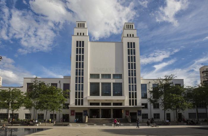 Journées du patrimoine 2018 - Découverte du théâtre national populaire.