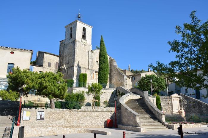 Journées du patrimoine 2018 - Visite commentée du village d'Orgon.