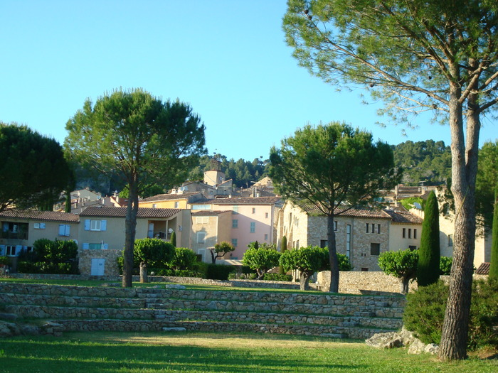 Crédits image : Mairie de Villecroze- Maud DUMONTANT