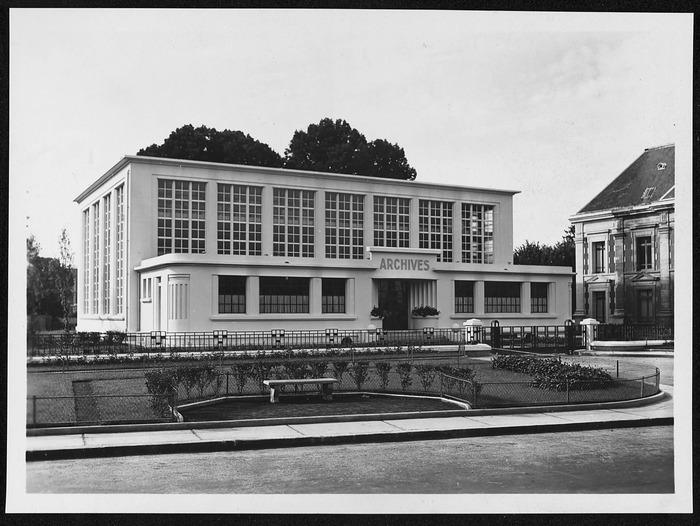 Journées du patrimoine 2018 - Visite guidée des archives départementales de l'Eure