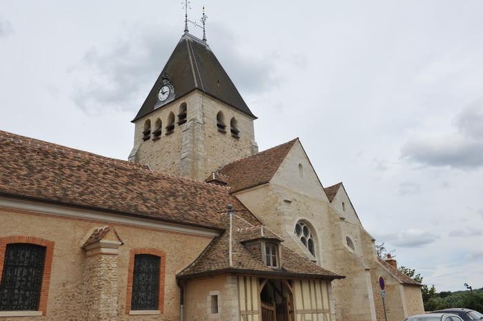 Journées du patrimoine 2018 - Visite commentée en musique de l'Eglise