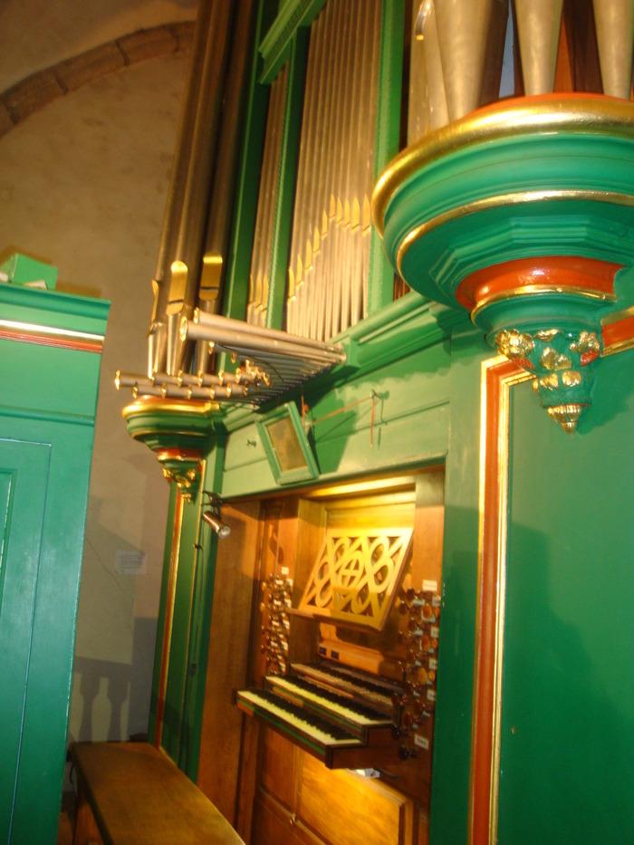 Journées du patrimoine 2018 - Visite commentée et audition de l'orgue de l'église Saint-Pierre et Saint-Paul