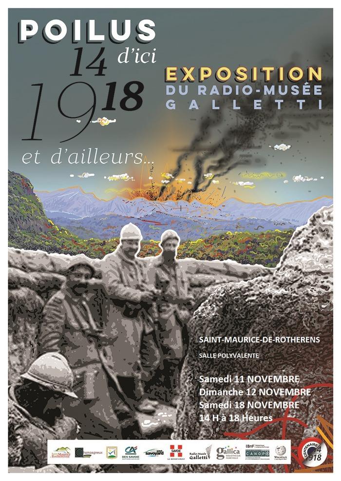 Journées du patrimoine 2018 - Visite commentée exposition :
