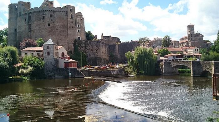 Journées du patrimoine 2018 - Visite commentée historique de Clisson