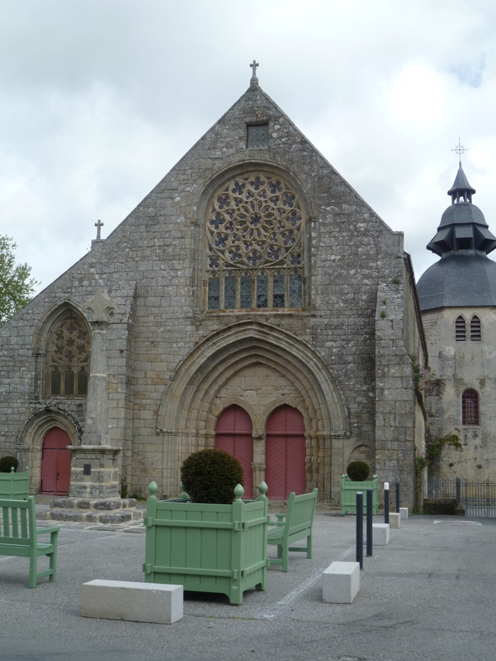 Crédits image : amis de l'orgue et de l'église ND des Carmes de Pont-l'Abbé