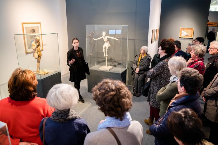 Journées du patrimoine 2018 - Visites commentées Les femmes artistes dans les collections du musée