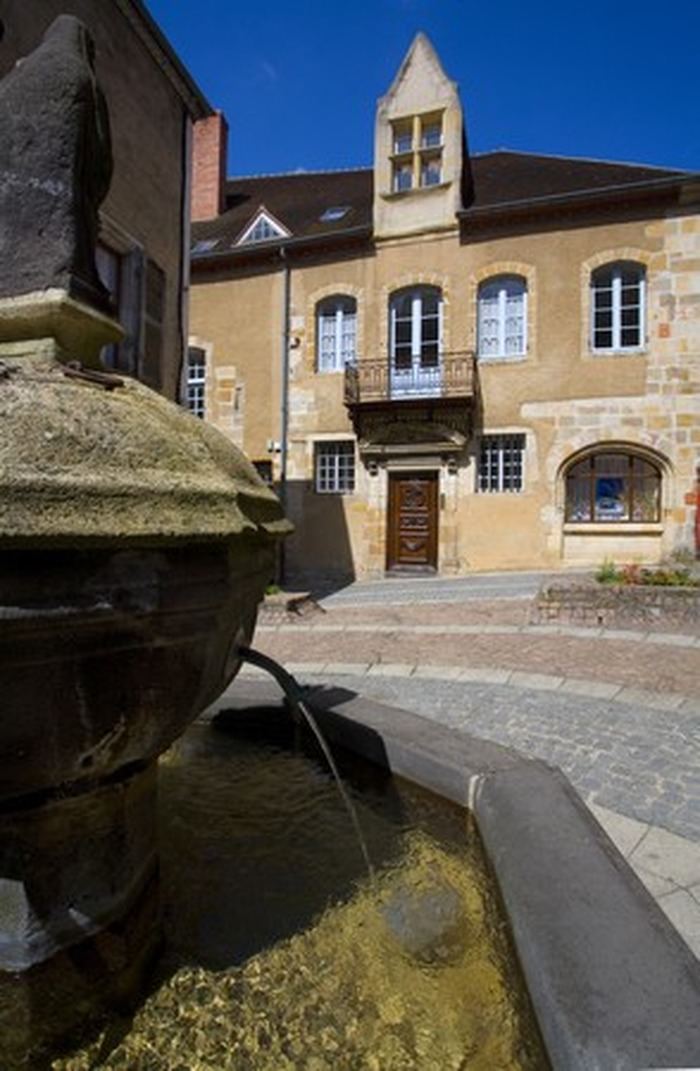 Crédits image : ©Mr Jérôme Mondière / Office de tourisme de la Vallée de Montluçon