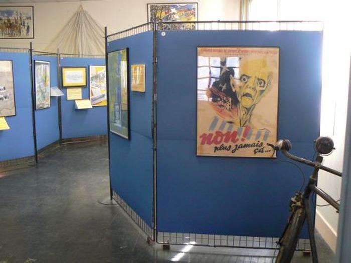 Journées du patrimoine 2018 - Visite commentée ou libre du musée de la Résistance.