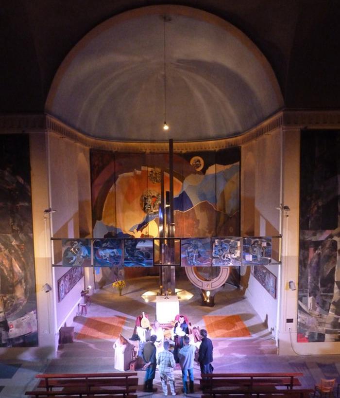 Journées du patrimoine 2018 - Visite commentée par l'association Arts En Chœur.