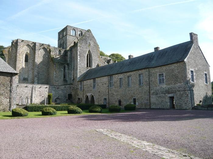 Journées du patrimoine 2018 - Visite guidée des bâtiments conventuels de l'abbaye
