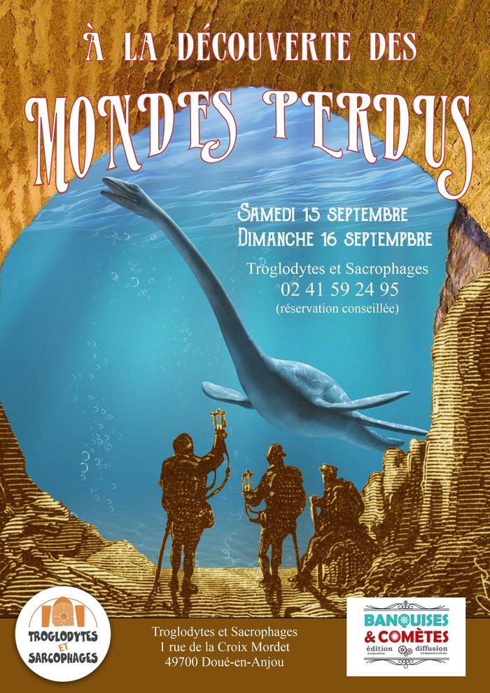 Journées du patrimoine 2018 - Visite commentée par un archéologue et présentation des mondes de Jules Verne