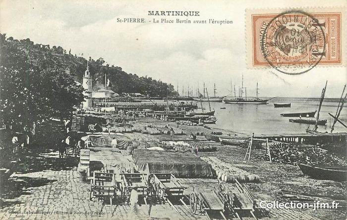 Journées du patrimoine 2018 - Visite commentée « Saint-Pierre : Premier port marchand » (Quartiers Mouillage et Centre)
