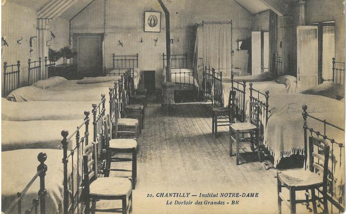 Crédits image : ville de Chantilly