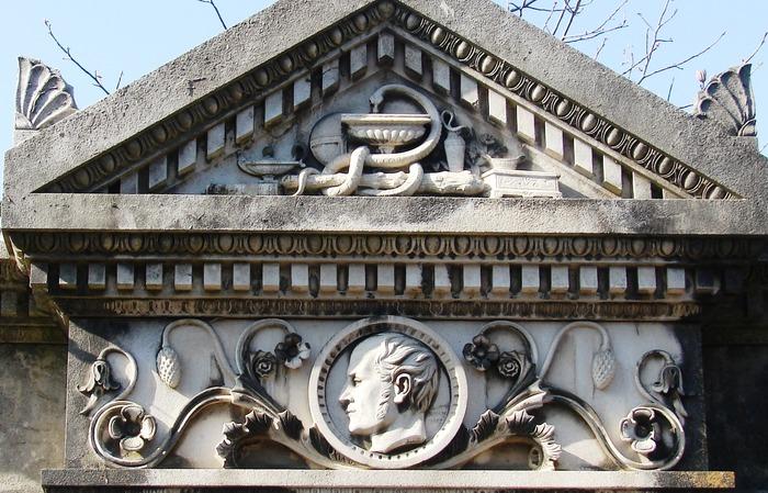 Journées du patrimoine 2018 - Visite commentée « Les médecins au cimetière Saint-Roch».