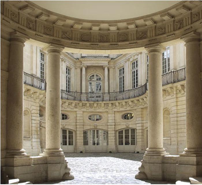 Journées du patrimoine 2017 - Visite de l'hôtel de Beauvais