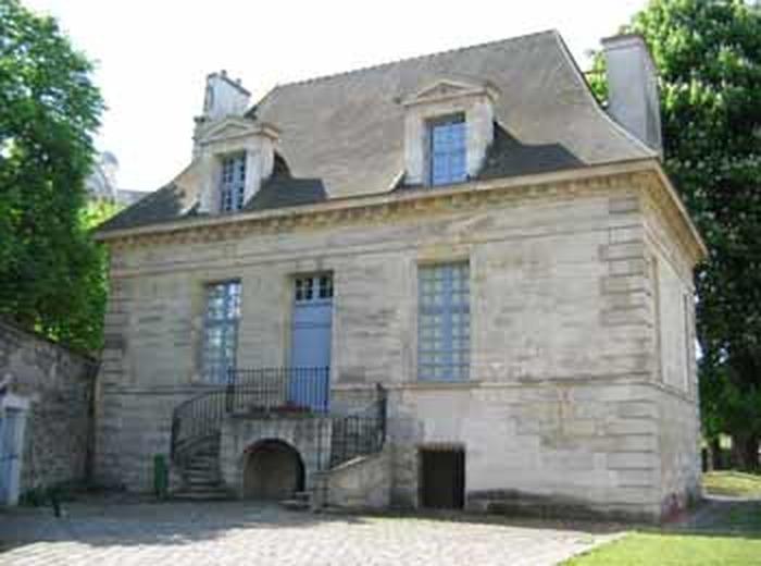 Crédits image : Maison du Fontainier © Phot. Paris historique.