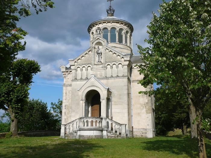 Journées du patrimoine 2018 - Visite commentée de la chapelle Sainte-Beatrix.