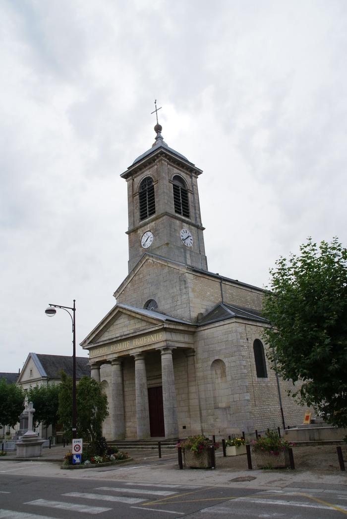 Journées du patrimoine 2018 - Visite commentée du village de Saint-Aubin dans le Jura