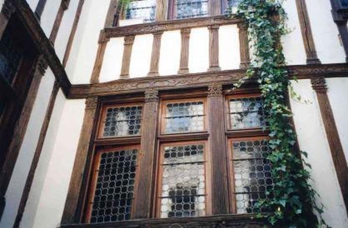 Journées du patrimoine 2017 - Visite de la maison de Marie Touchet