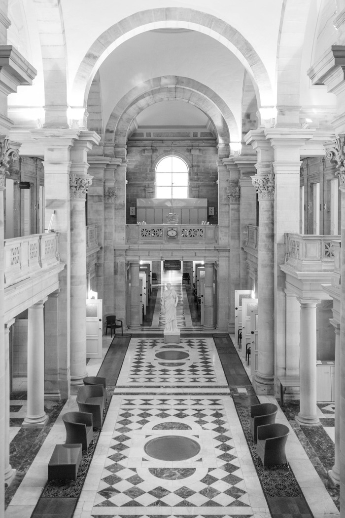 Journées du patrimoine 2019 - Visite commentée des Thermes Napoléon