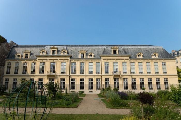 Journées du patrimoine 2017 - Visite de l'Hôtel d'Aumont