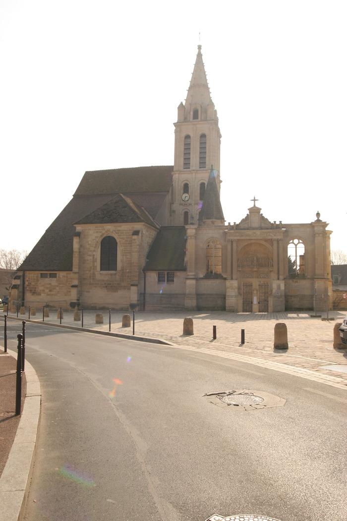 Journées du patrimoine 2018 - Eglise Saint-Christophe