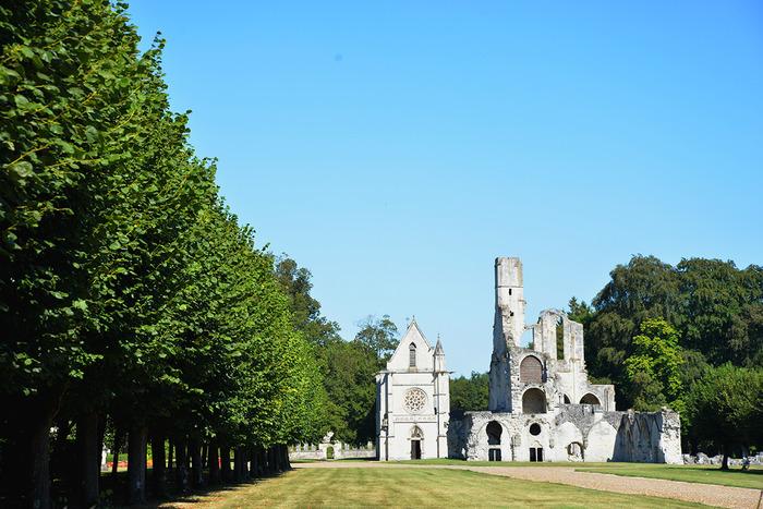 Crédits image : Pays d'art et d'histoire de Senlis à Ermenonville