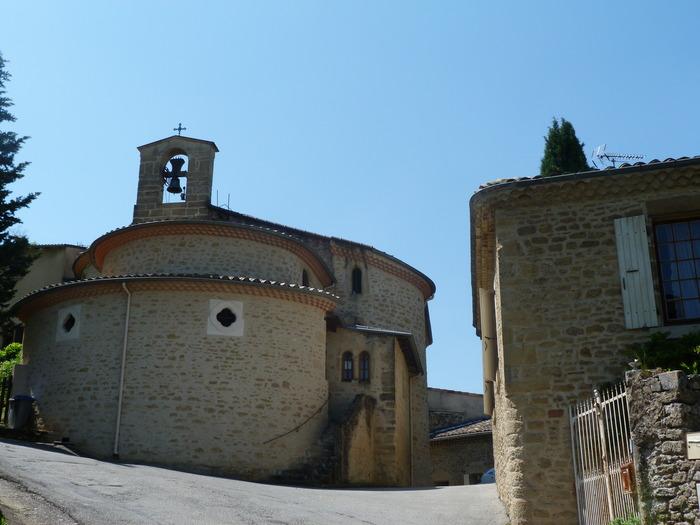 Journées du patrimoine 2018 - Circuit découverte du village, de Lavache à Beauvallon.