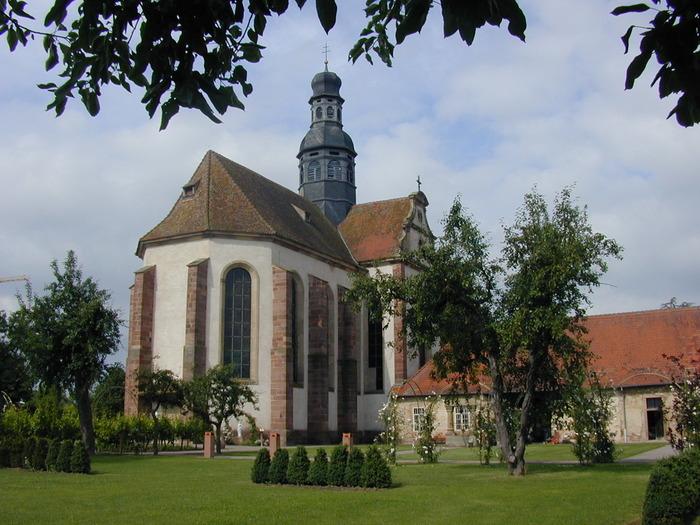 Journées du patrimoine 2018 - Abbatiale Saint-Cyriaque