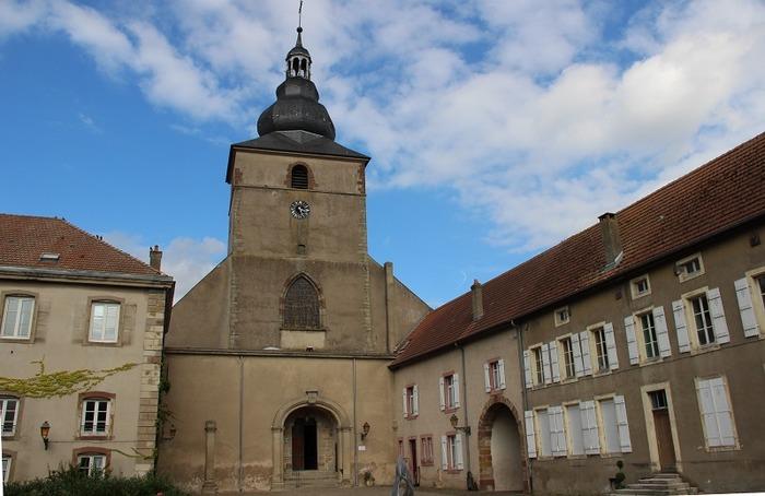 Journées du patrimoine 2018 - Visite conférence ; de l'abbatiale à l'église paroissiale, histoire d'un quartier.
