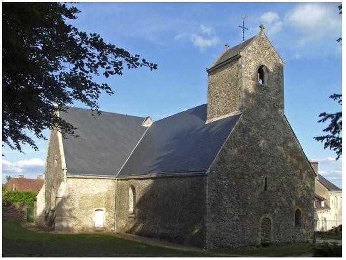 Journées du patrimoine 2017 - Visite conférence de l'église d'Aillieres-Beauvoir