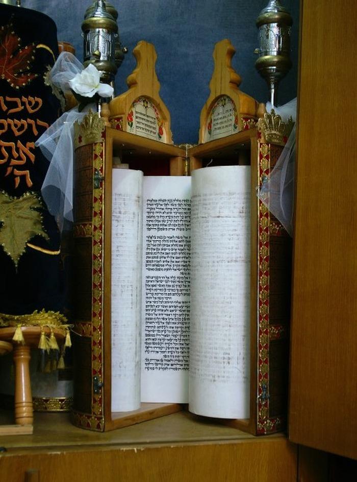 Journées du patrimoine 2018 - Au coeur même de la Synagogue