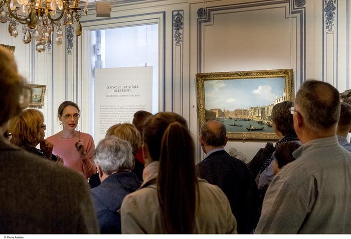Journées du patrimoine 2018 - Visite-conférence - Les Lumières en partage