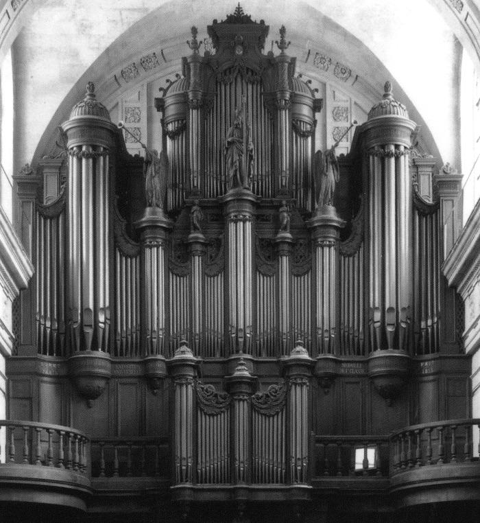 Journées du patrimoine 2018 - Présentation du grand orgue