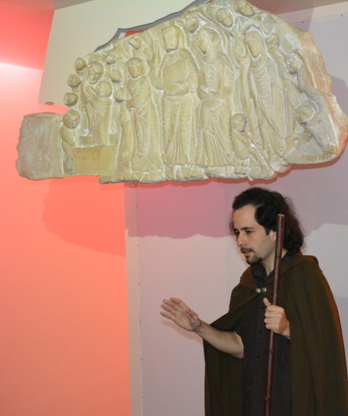 Journées du patrimoine 2018 - Visite contée avec Béranger l'apprenti du Maître de Cabestany