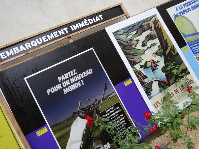 Journées du patrimoine 2018 - Visite contée dans l'exposition
