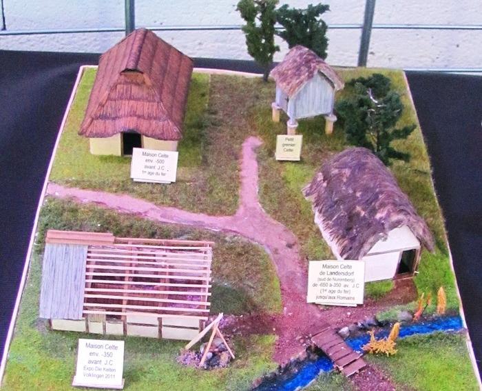 Journées du patrimoine 2018 - Visite contée de l'exposition sur l'habitat et l'histoire humaine