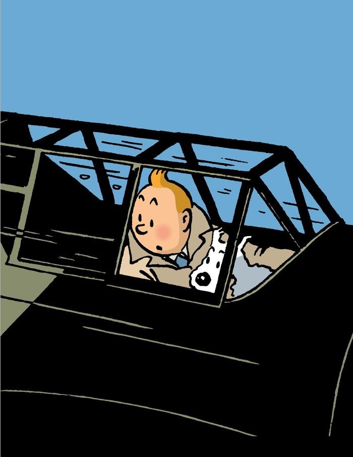 Journées du patrimoine 2017 - Visite couplée « le monde d'Hergé » et « Hergé et Tintin, côté jardin »