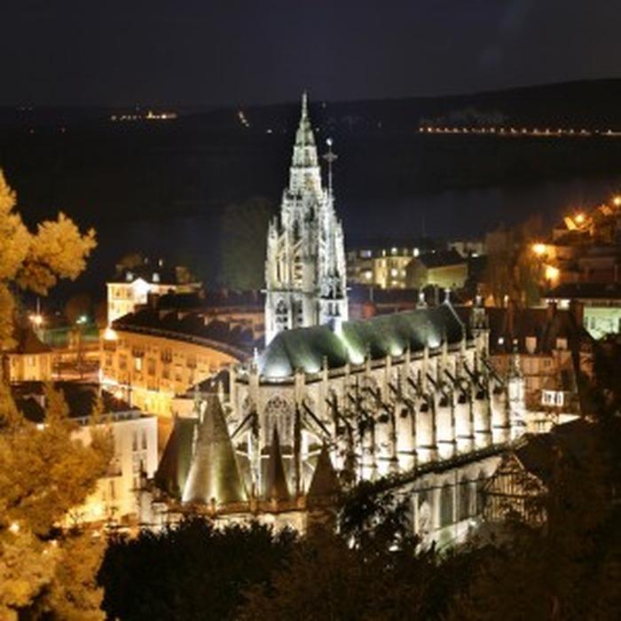 Journées du patrimoine 2018 - Visite libre de l'église Notre-Dame de Caudebec