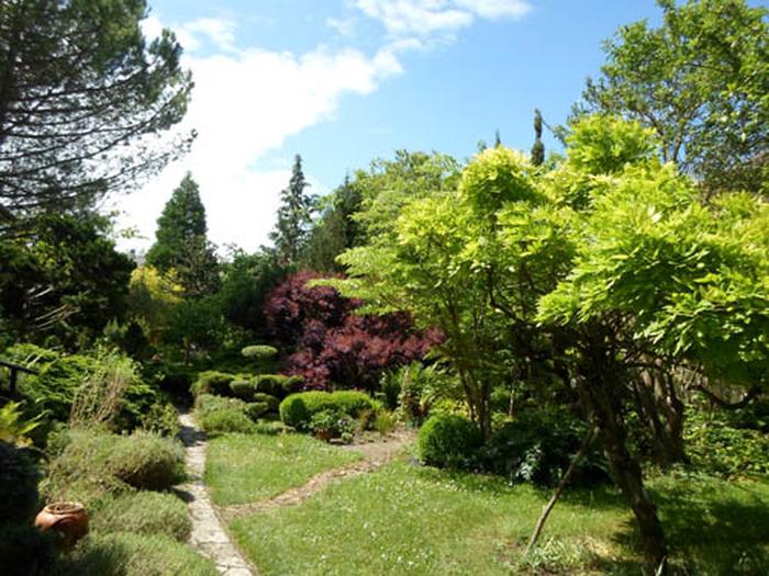 Journées du patrimoine 2018 - Visite d'un Jardin privé