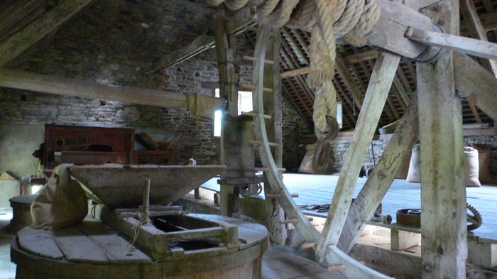 Journées du patrimoine 2018 - Visite guidée d'un moulin à eau