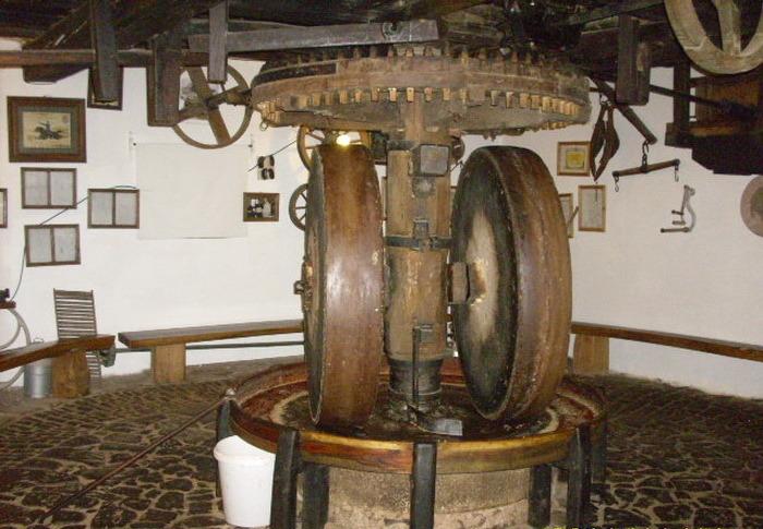Journées du patrimoine 2018 - Visite d'un moulin à huile