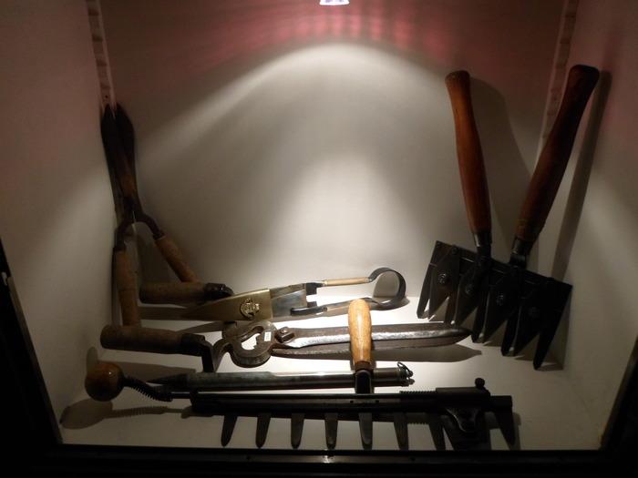 Journées du patrimoine 2018 - Visite d'une collection d'outils, matériels, médailles et objets liés à la culture légumière, fruitière et horticole