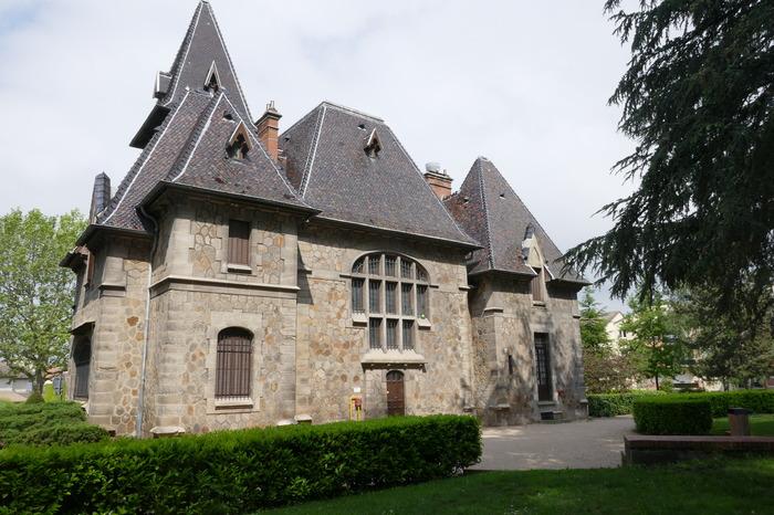 Journées du patrimoine 2018 - Visite libre d'une maison bourgeoise.