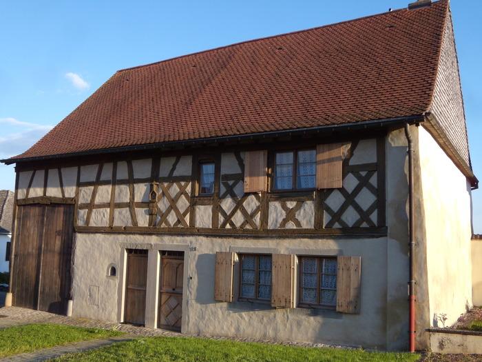 Journées du patrimoine 2018 - Visite d'une maison lorraine de 1716