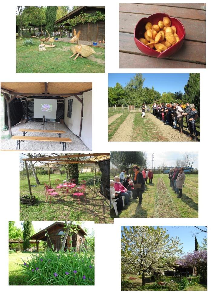 Journées du patrimoine 2018 - Visite d'un site de production de safran