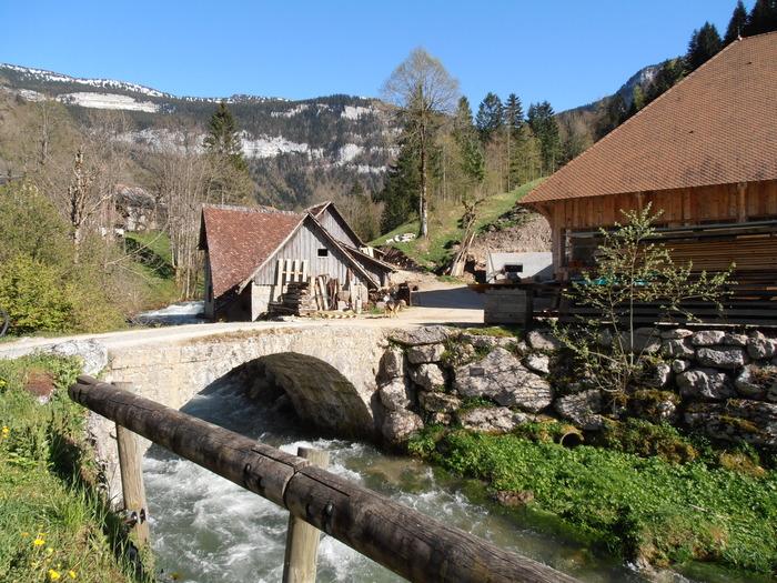 Journées du patrimoine 2018 - Visite d'une tournerie hydraulique.