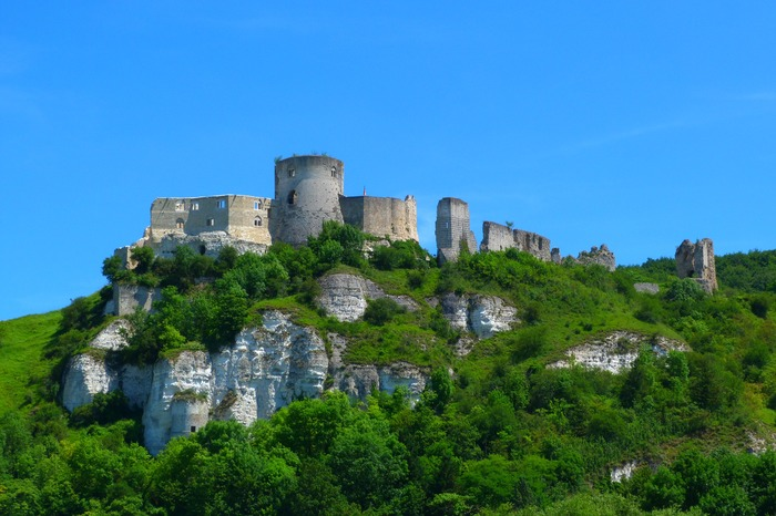 Journées du patrimoine 2018 - Visite guidée du château-Gaillard